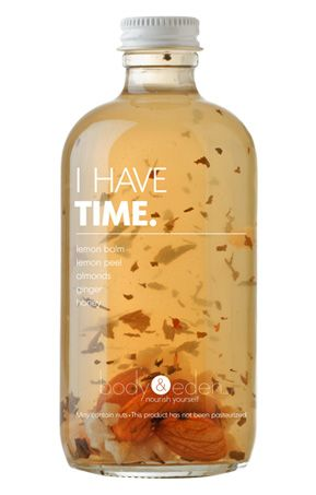 i have time | body elixirs