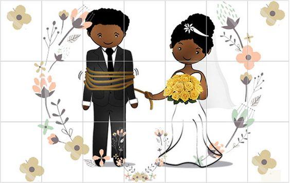 menina negra desenho - Pesquisa Google