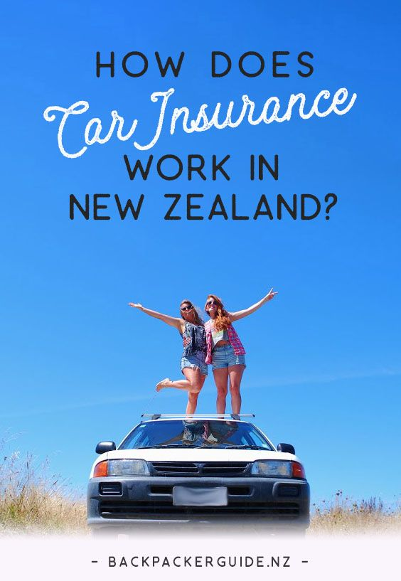 How Car Insurance Works In New Zealand Inexpensive Car Insurance