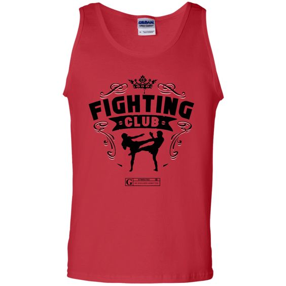 """Fighting Club"" Men's Tees & Tanks"