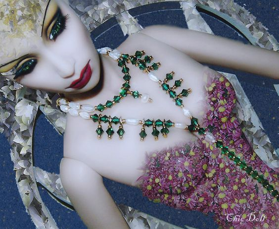 Jewelry design by ChicDoll