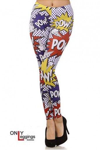 Oh My POW Leggings