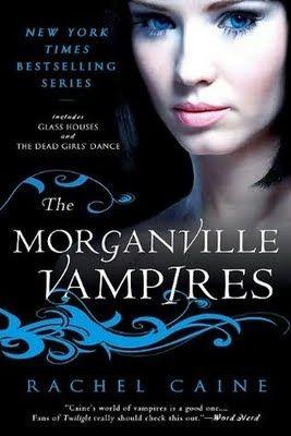 Morganville Vampire Series.