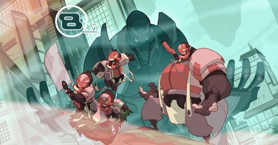 Got Cheeks?: Bastion's 7 Kickstarter Is Now Live! via PinCG.com