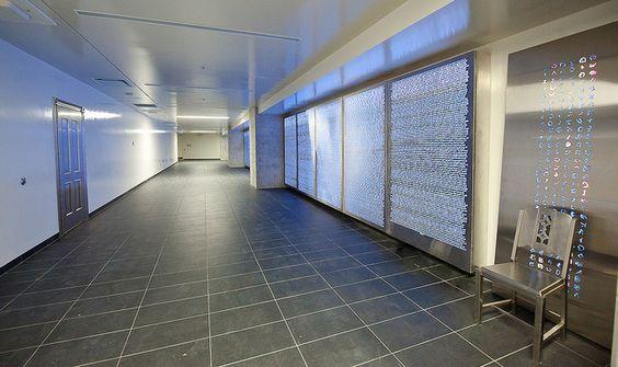 CRCHUM (Les Architectes du CRCHUM) - Réalisations (espaces publiques)