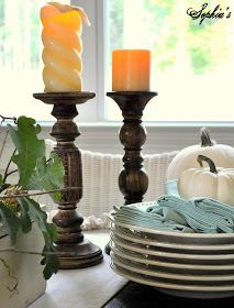 Sophia's: Fall Table Centerpiece