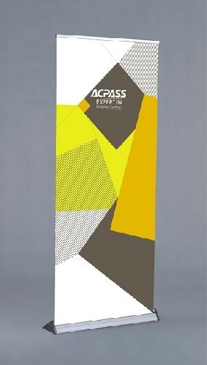 Acpass Expert Display Stand Roll Up Banners Designs