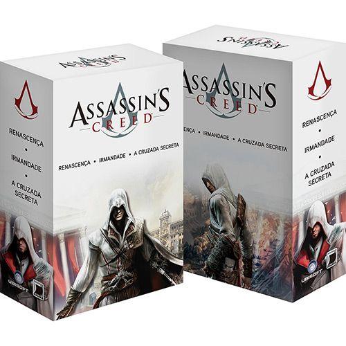 Livro - Box Assassin's Creed - Vol. 1