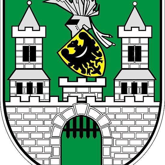 Coat Of Arms Of Zielona Gora Poland Coat Of Arms Poland Arms