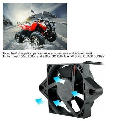 Advertisement Ebay Electric Engine Cooling Fan Radiator For