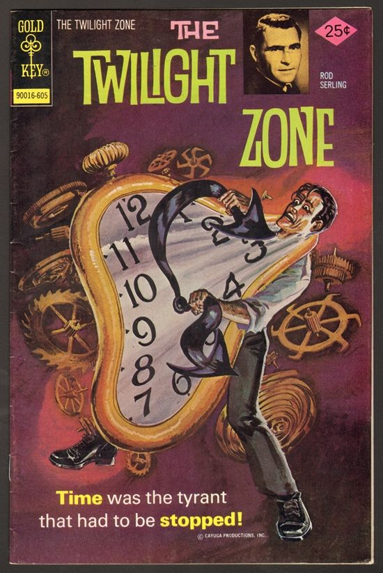 Image result for the twilight zone comic book