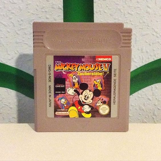 Mickey Mouse was quite more popular in the 90s... There were so many games with…