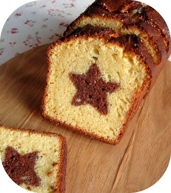 Gâteau Magique!! trouvé sur Mon 4heures bricoleur!