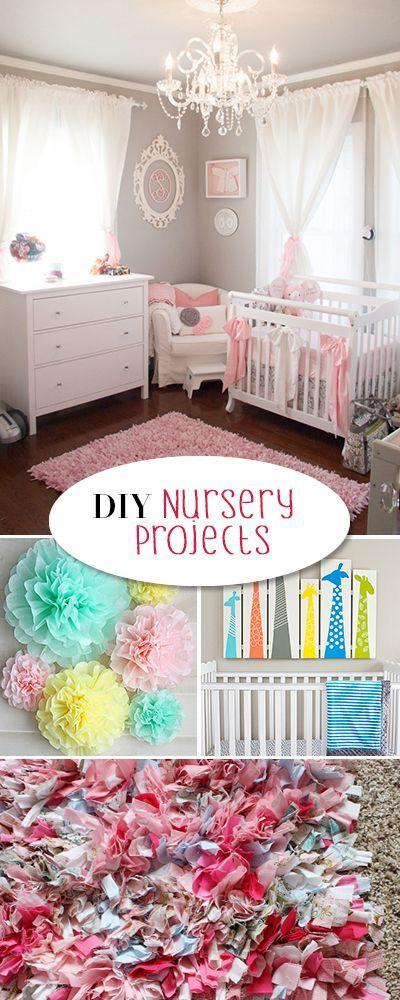 Decoracion de habitacion moderna para bebe bebe - Decoracion habitacion bebe ...