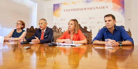 Dos investigadores de la Universidad de Salamanca consiguen 2.5 M€ de financiación para proyectos en la prestigiosa convocatoria ERC Starting Grants del Consejo Europeo de Investigación | Sala de Prensa
