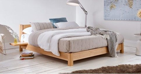 Low Oriental Bed Space Saver With Images Low Wooden Bed