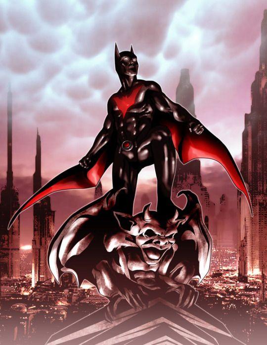Batman Beyond | Ian Sta. Maria
