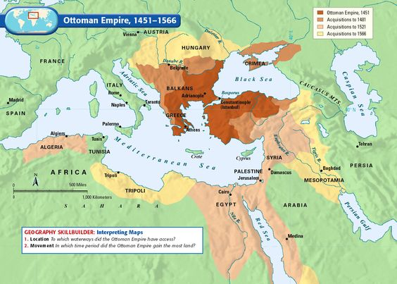 an analysis of society in the ottoman empire