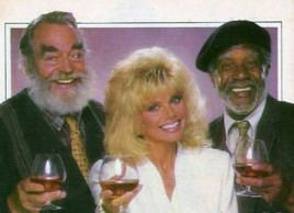 Easy Street - (1986-87). Starring: Loni Anderson, Jack Elam, Lee Weaver, Dana Ivey, James Cromwell and Arthur Malet.