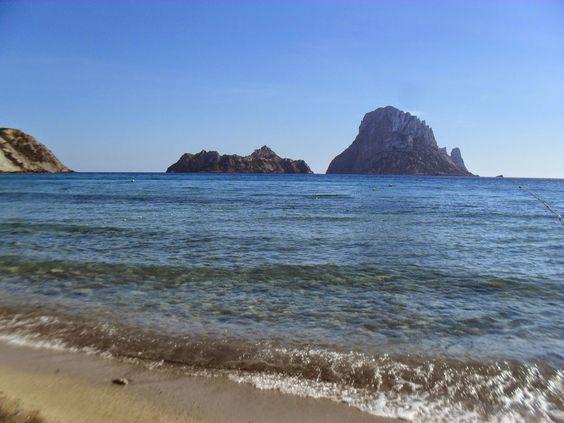 Fotos Atrevidas Brasil,España: Cala d´Hort, Ibiza