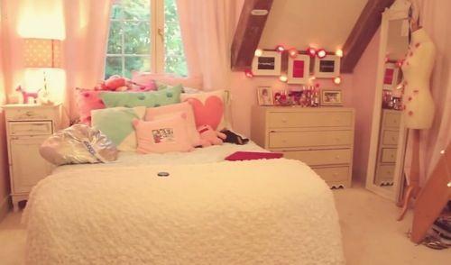 Teen Girls Bedroom Bedroom Pinterest Youtubers