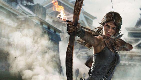 Yeni Tomb Raider'ın Lara Croft'u: Alicia Vikander