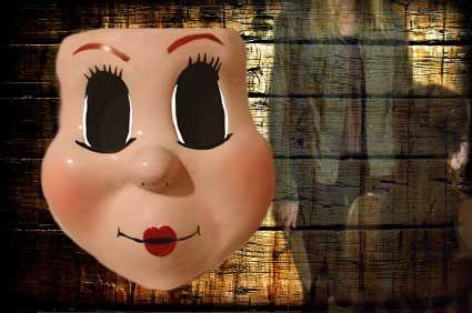 the stranger masks and the ojays on pinterest
