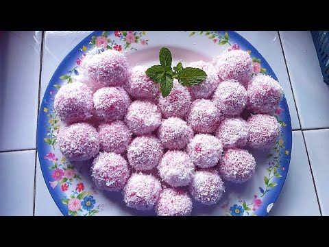 Resepi Kuih Onde Onde Kuih Putri Mandi Youtube Raspberry The Creator Simple