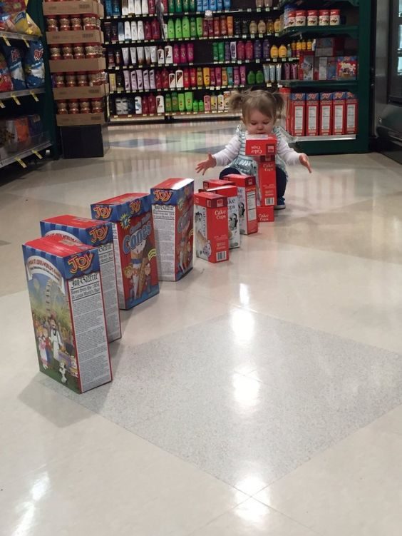 25 Φωτογραφίες αποδεικνύουν ότι τα ψώνια με τα παιδιά είναι μια απίστευτη αποστολή - https://kaftipiperia.com