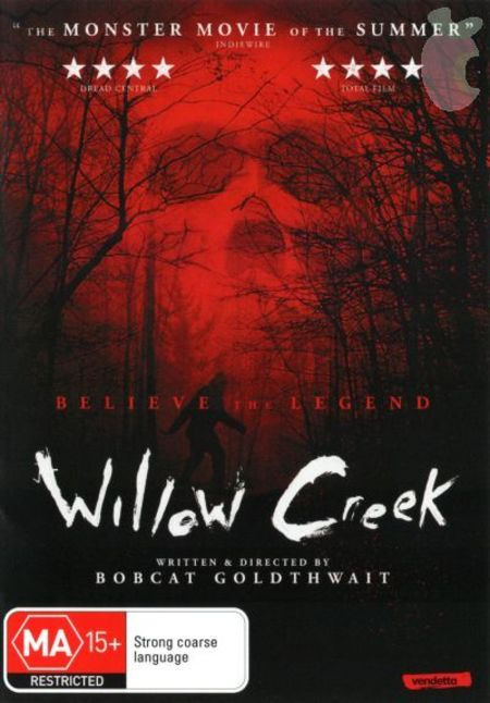 Willow creek movie poster