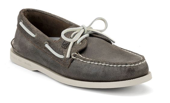 Sperry Top Siders.