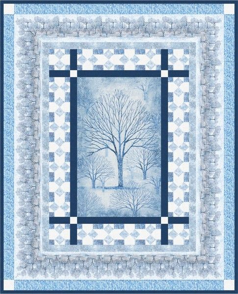 Free Pattern A Well And Quilt On Pinterest