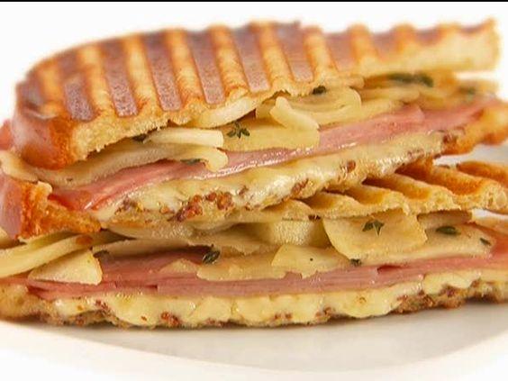 apple ham gruyere turkey gruyere gruyere panini ham panini ham apple ...
