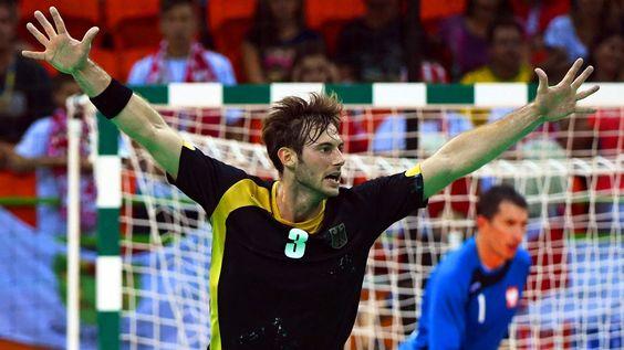 Die deutschen Handballer präsentieren sich bei Olympia weiter in vielversprechender Form. Gegen Polen gab es für den Europameister den zweiten Sieg im zweiten Spiel.
