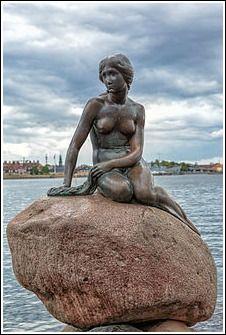 Little Mermaid in Copenhagen