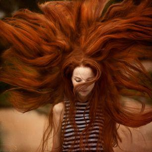 Sunny Katya by Anka Zhuravleva
