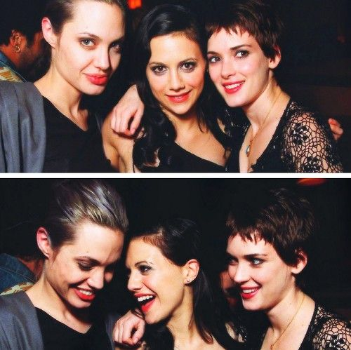 Winona Ryder And Brittany Murphy Pinterest • The worl...