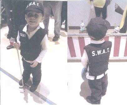 Swat costume