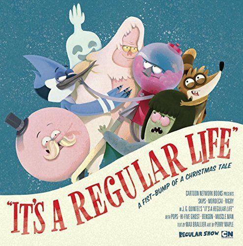 Its a Regular Life (Regular Show) @ niftywarehouse.com