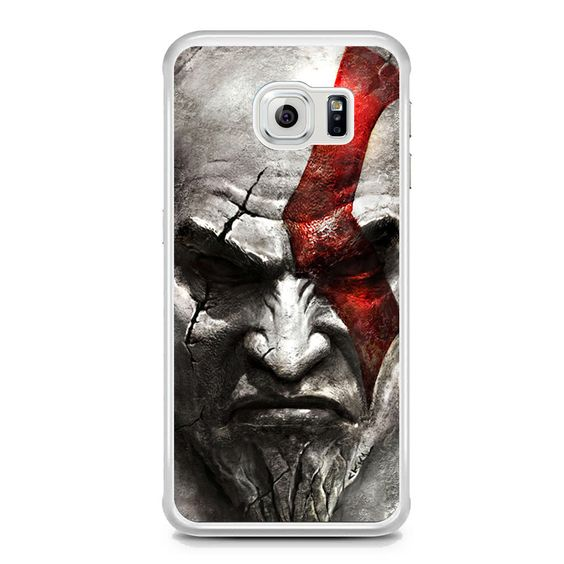 God of War Kratos Samsung Galaxy S6 Edge Case