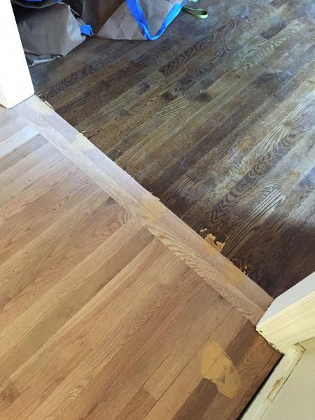 Turnboards Flush Planks Laid Opposite For Seamless Level Transition Refinishing Your Hardwood Floo Refinishing Floors Hardwood Floors Wood Floors Wide Plank