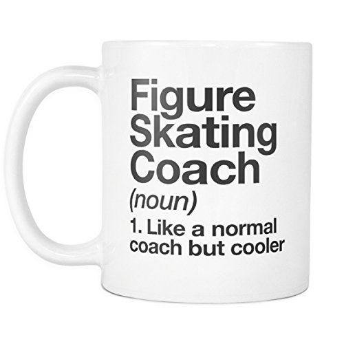 Skating Coach Gift Ideas Best Coach Coffee Cup For Figure Skating Coach I Pick Products I Love As An Amazon Associate I Figure Skating Trainer Gifts Skate