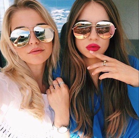 Difícil escolher entre as cores do Dior Split ❤️ #oticaswanny