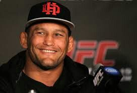 Dan Henderson - Former Champion ( multiple weight classes ) and easily one of the hardest hitters in the game!!!!!!