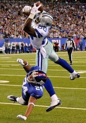 My favorite player out of the Cowboys. The one and only Dez Bryant!