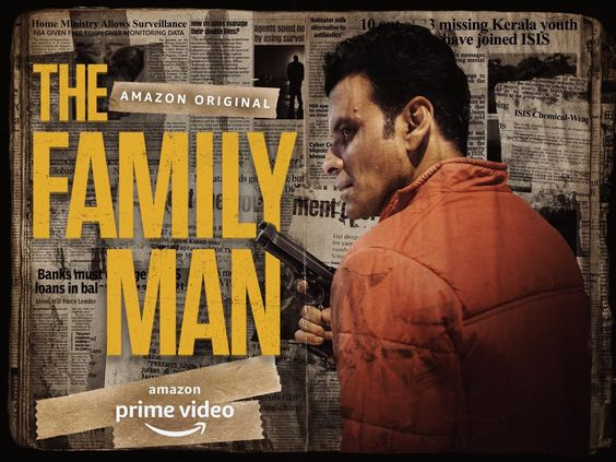 "Amazon Prime Video releases the trailer of the much awaited drama-thriller and Amazon Original Series – ""The Family Man'"