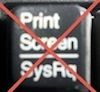 How to print screen on a Mac OS X