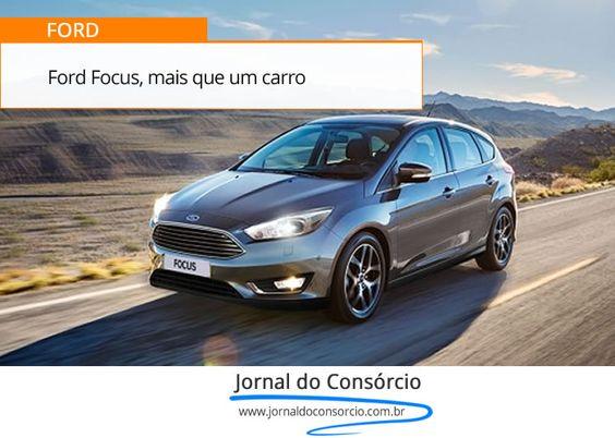 Ford Focus, um carro feito pra você que não gosta do comum. Venha conferir as novidades http://goo.gl/hKKrkP
