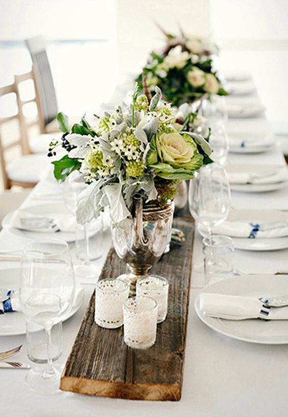 Pinterest the world s catalog of ideas for Elegant table centerpieces