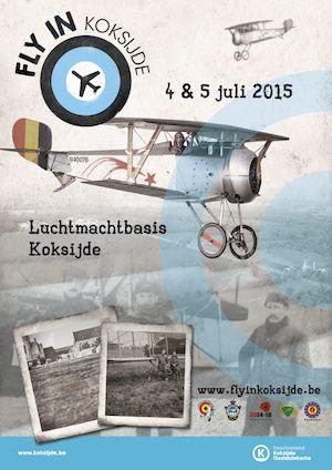 Le Fly in Koksijde à l'heure de la Grande Guerre